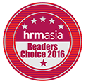 HRM Asia, Readers Choice 2016